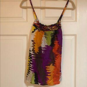 Women's Trina Turk Silk Blouse